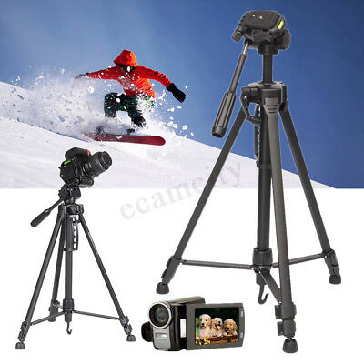 Weifeng WT-3530 Tripod Stand With Carry Bag Adjustable For DSLR Camera Camcorder