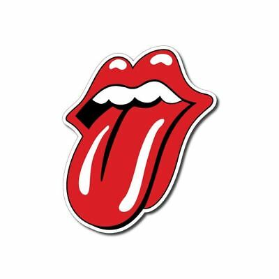 The Rolling Stones Tongue Sticker / Decal - Rock Roll Band Classic Music Car CD