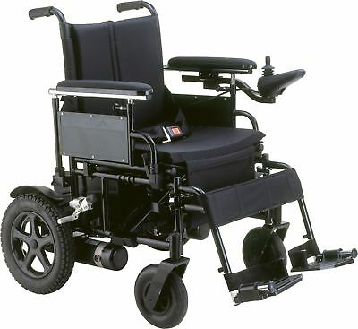 "NEW Folding Electric Wheelchair 20"" Wide Seat Cirrus Plus EC  Power Chair Drive"