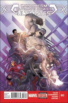 ULTIMATE COMICS ; THE ULTIMATES - CATACLYSM #3 (1st print - 2014)
