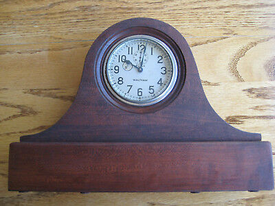 Custom Made Waltham Car Clock(37 Size) Display Case - CLOCK NOT INCLUDED!!!!