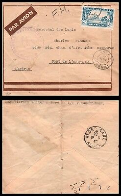 Goldpath: Senegal cover, 1920, To Algeria , CV23_P13
