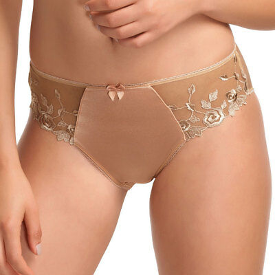 New Womens Fantasie Belle Brief, Knicker, Panty 6015 Bamboo Various Sizes