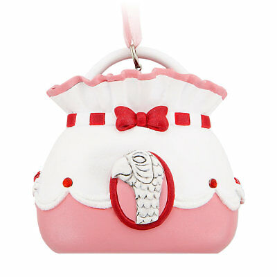 NEW Exclusive Disney Parks Store Mary Poppins Handbag Holiday Christmas Ornament