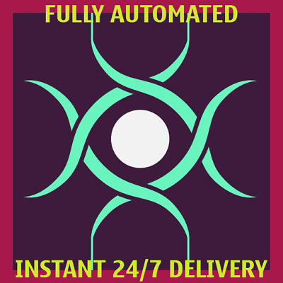 RARE Destiny 2 Emblem - SONGS OF THE FORSAKEN - Instant Delivery - PS4 XBOX PC