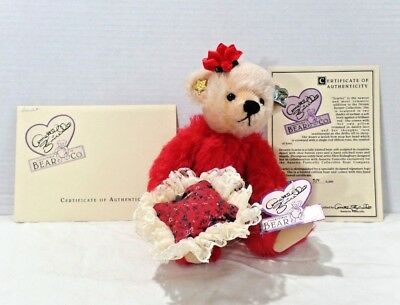 Bears Honesty Annette Funicello Mary Lou Bear