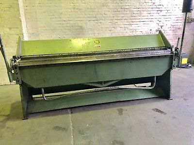 Buxton Sheet Metal Box & Pan Folder