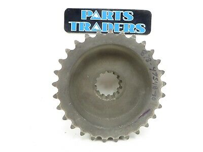 NOS Genuine Yamaha 33T Chain Drive Sprocket Phazer PZ480 Enticer Exciter