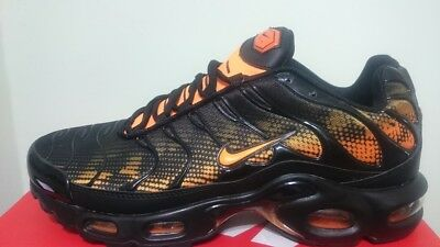Scarpe Nike AirMax TN PLUS Black,Orange