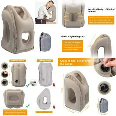 Travel Pillow Airplanes Cars Buses Trains Office Napping Camping