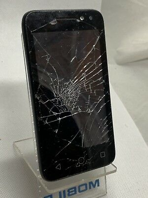 ALCATEL PIXI 4 Mobile Smart Phone - 4034X - Screen Cracked - £14 99