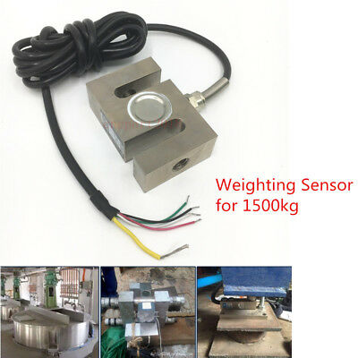 1.5T/1500KG Load Cell Scale Weight Weighing Sensor For Belt Hopper Hook Scale