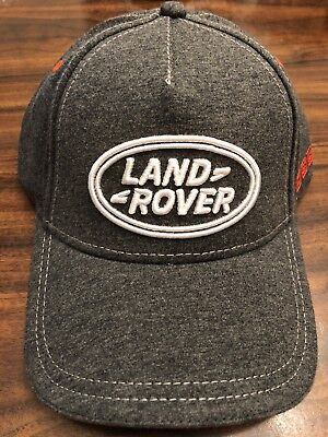 Land Rover Embroidered Trademark Golf Baseball adjustable Cap Hat
