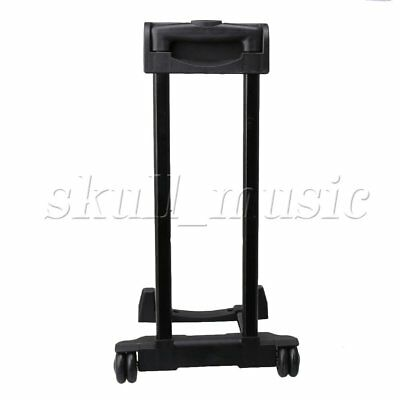 Portable Car Trolley Car Shopping Cart Luggage Cart with 58cm Fixed Length