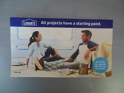Lowe's 10% off blinds & shades in stock, 15% on special order Till 2/28/19