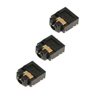 Prettyia 3Pcs 3.5mm Port Headphone Audio Jack Socket For Xbox One Controller