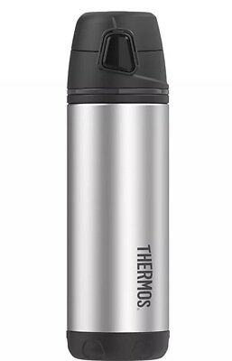 Thermos ELEMENT5 16 Ounce Vacuum Insulated Stainless Steel Backpack Bottle Black