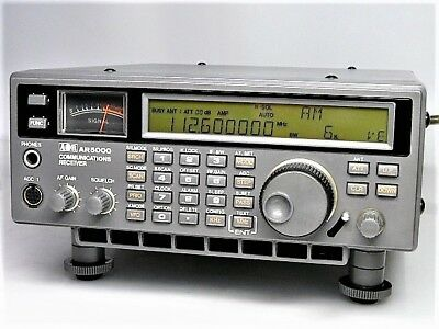 AOR AR-5000 all mode wideband Receiver Used