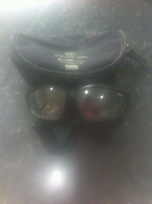 84b04034370e Genuine British Army Issue Revision Bullet Ant Tactical Goggles - Black