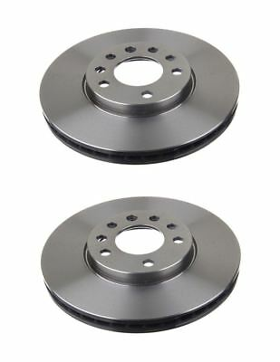 Vented Front Brake Disc For Citroen BX Break/Fiat, pack of 2 Left & Right Side