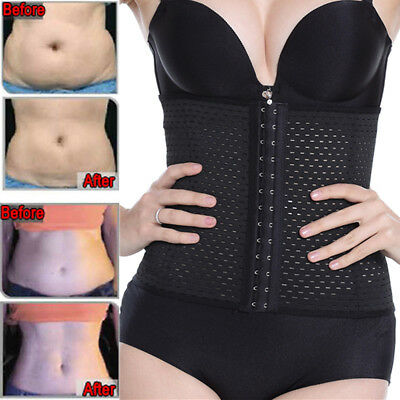 AU Postpartum Belly Recovery Band After Baby Tummy Tuck Belt Body Slim Shaper