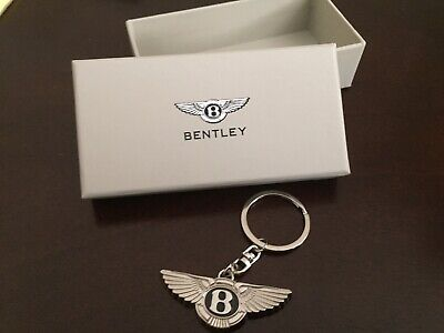 Bentley Display Box with Bentley key ring