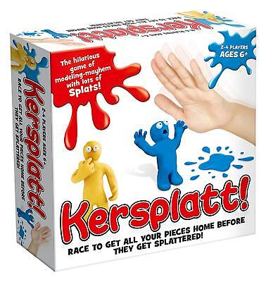 Paul Lamond Kersplatt Board Game