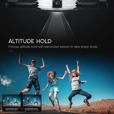 JJR/C H37 Mini Drone 2.4G Wi-Fi FPV RC Quadcopter With 2 Battery Altitude HoldC!