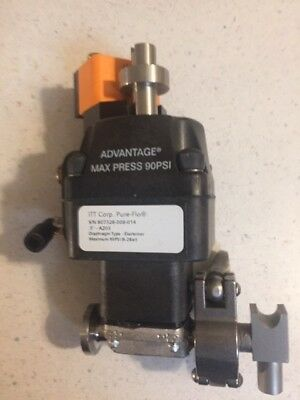 ITT Pure Flo Advantage Sample Valve .5 inch A203