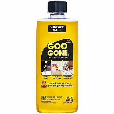 Goo Gone Original - Removes Grease, Tar, Stickers, Labels, Tape 8fl. oz.