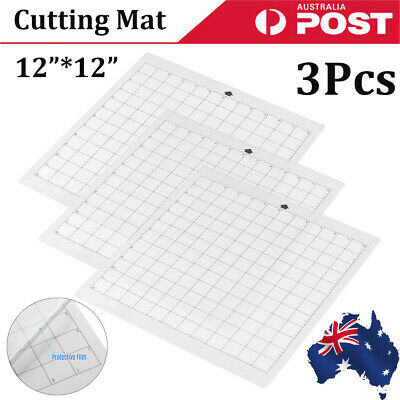 """12"""" Replacement Cutting Mat for Silhouette Plotter Machine Scrapbook Craft O4N3"""