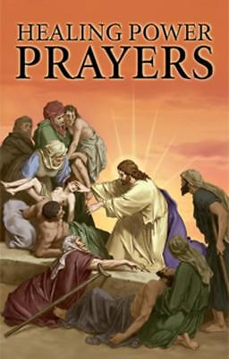 Healing Power Prayers-Great For Groups-Buy 3 Get 1 Free!