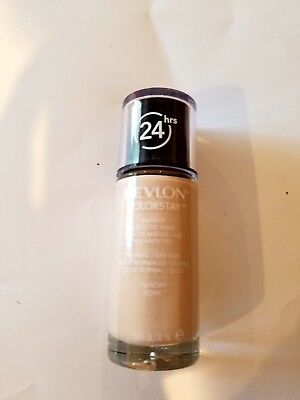 Revlon color stay makeup 24 hours normal/dry skin 110 ivory 1 fluid ounce