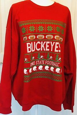 Ohio State Christmas Sweater Best Wallpapers Cloud