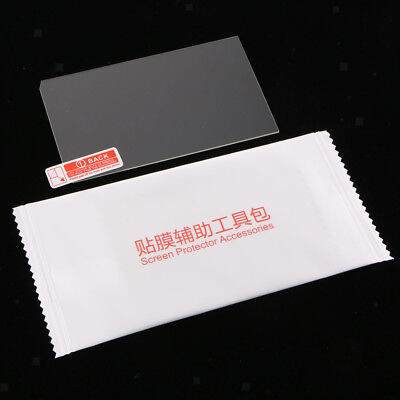 Prettyia 0.33mm Optical Glass LCD Screen Protector Cover for Casio TR750