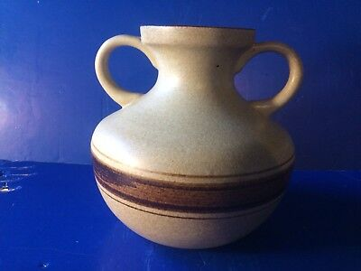 Antique Pottery Jar Is Beautiful