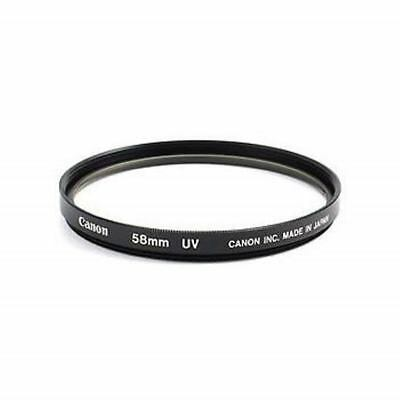 58mm Utra-violet UV Lens Filter Protection FOR Canon Nikon SONY Camera AU Local