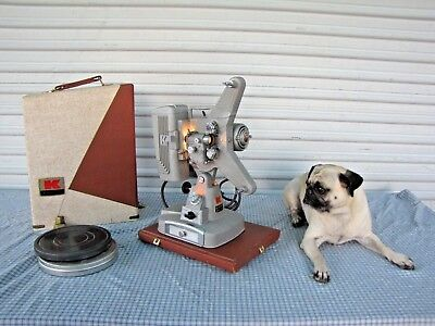 Vintage Movie Projector Keystone Regal K-109-S 8mm Made in USA