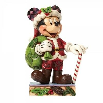Disney Traditions 4046014 Holiday Cheer For All (Mickey) New & Boxed