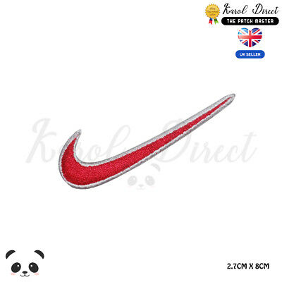 Nike Sports Brand Embroidered Iron On Sew On PatchBadge For Clothe Bags Etc