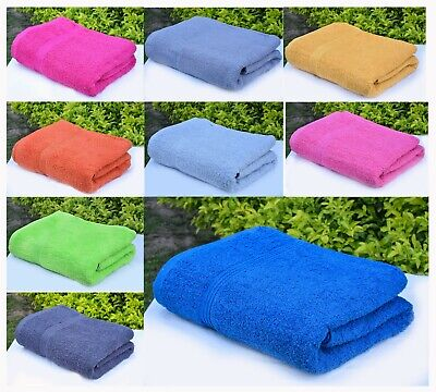 Luxury Soft Cotton Towels Best Bathroom Gift Face | Hand | Bath Towels & Sheets