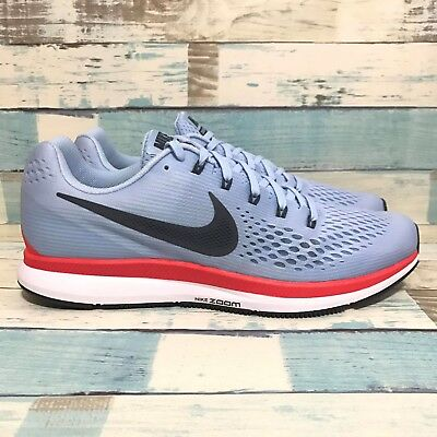 0adcf1234c9d1 NEW Nike Air Zoom Pegasus 34 Ice Blue Blue Fox 880555 404 Men s Size 11.5