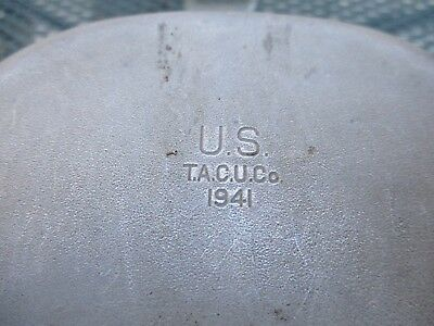 WWII 1941 Dated Canteen                                                   Cup