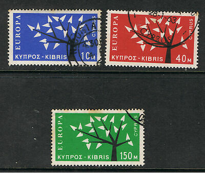 Cyprus 1962 Europa Issue