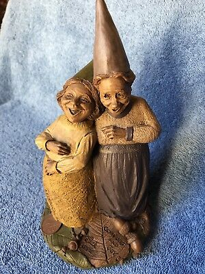COMFORT & JOY - 1992 - Tom Clark Gnome - Cairn - LOW Ed #10 - COA - SIGNED MINT!