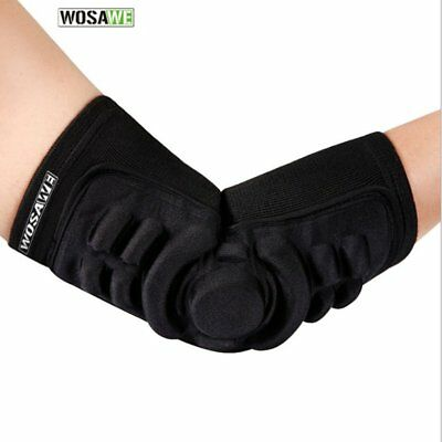 WOSAWE BC316 1PC Outdoor Sports Elbow Pad Cycling Basketball Elbow Guard JW