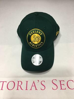 af05ff5c64f75d Victorias Secret Pink Genuine Oakland Athletics Mlb Baseball Cap Hat Team
