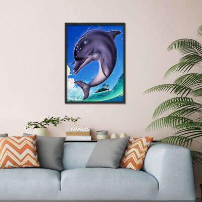 Animal Flower Art Wall Painting Unframed Print Hanging Picture Home Hotel Decor