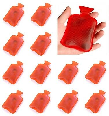 Reusable Hand Warmers Pocket Gel Handwarmers HOT WATER BOTTLE Shape Heat Pads