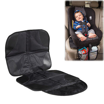 Waterproof Pets Car Auto Seat Back Protector Cover for Kids Baby Safety Kick Mat